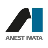 Logo de la marca ANEST IWATA